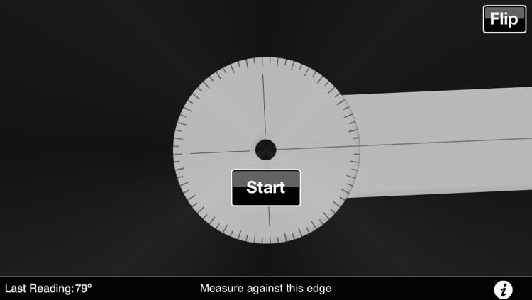 Goniometer screenshot-3