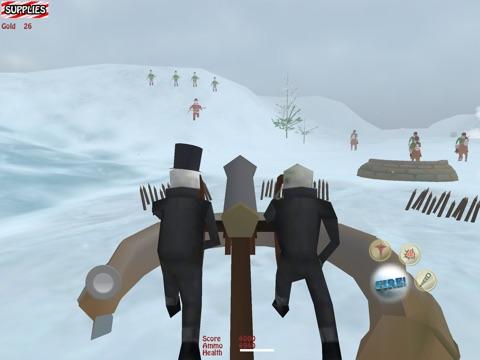 Aaargh! Santa vs Zombie Pirates-ipad-4