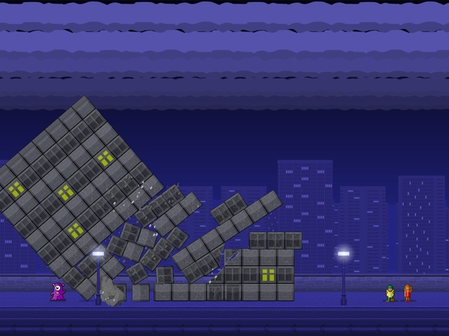 Monster Crush - Demolition Screenshot