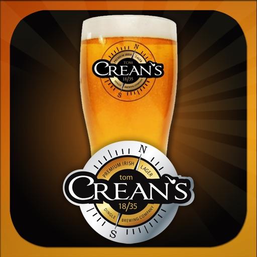 Tom Crean's Premium Irish Lager