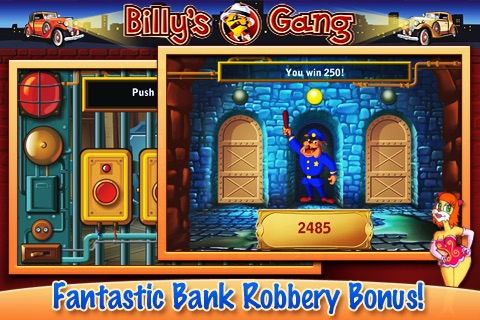 Billy's Gang Slot
