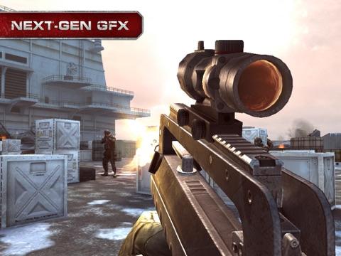 Скачать игру Modern Combat 3: Fallen Nation