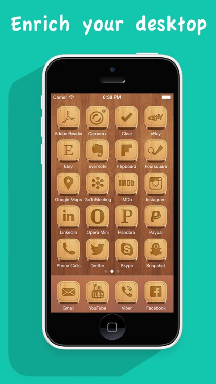Customize My Screen - Free screenshot-4