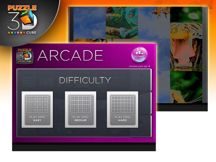 Puzzle 3D Cube