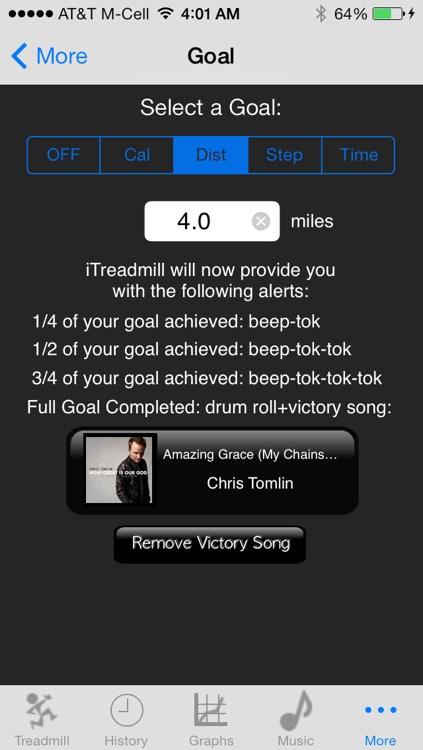 iTreadmill:Pedometer Ultra w/ PocketStep™ screenshot-3