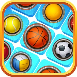 A Sports Ball Match 3 Strategy Game Free by Awesome Wicked Games