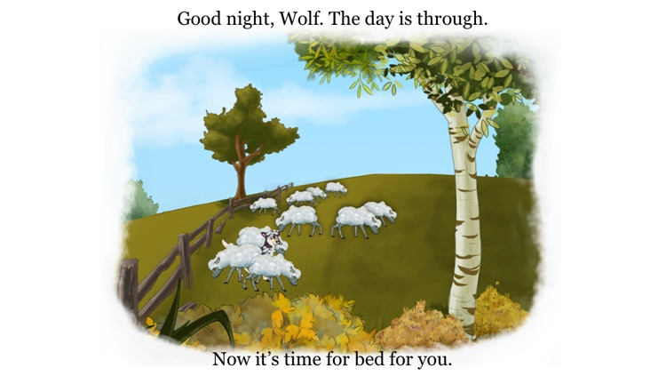 Bedtime Story: an animated Aesop Children's Book for helping children to sleep