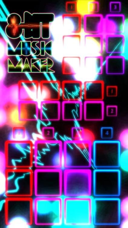 8-Bit Music Maker