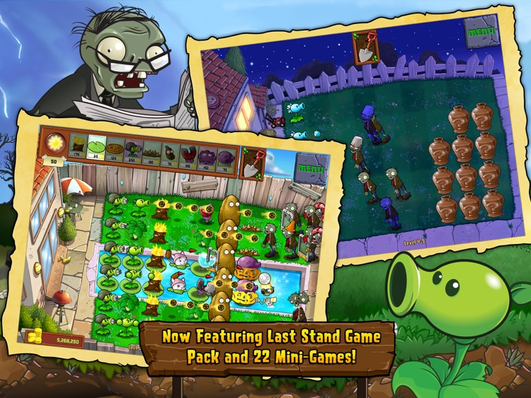 Plants vs. Zombies HD screenshot-3