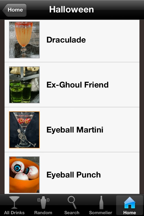 Pocket Cocktails screenshot-4