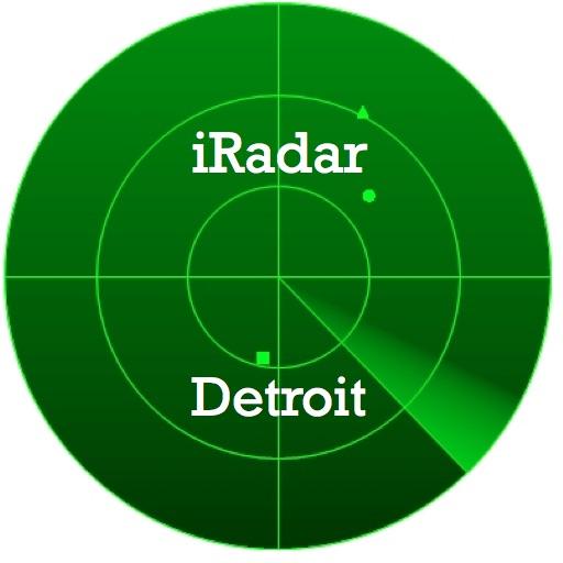 iRadar Detroit
