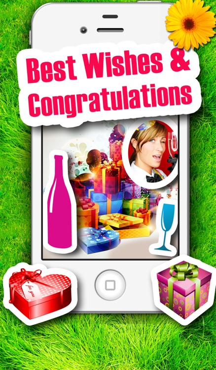 Best Wishes & Congratulations for Every Occasion screenshot-0