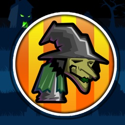 Rage of Witches Halloween Tap Tap Special