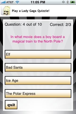 Movie Quizzle™