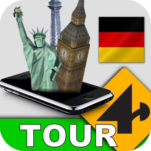Tour4D Stuttgart icon