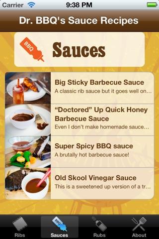 Bbq Ribs Recipes By Dr Bbq review screenshots
