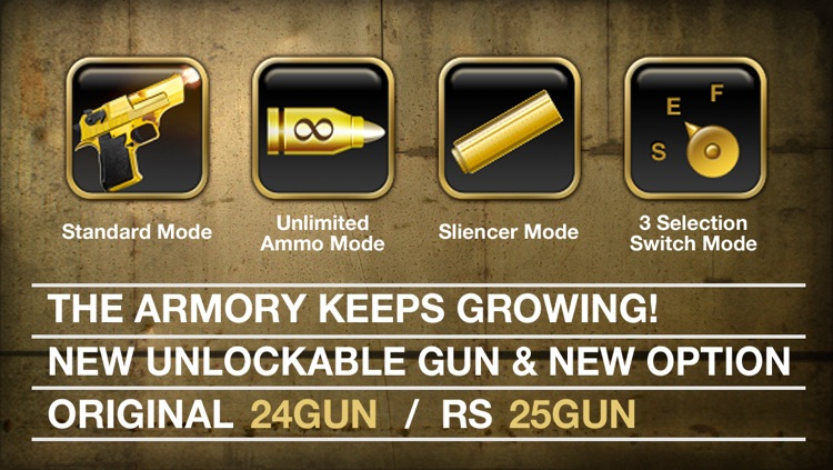 i-Gun Ultimate - Original Gun App Sensation screenshot-3