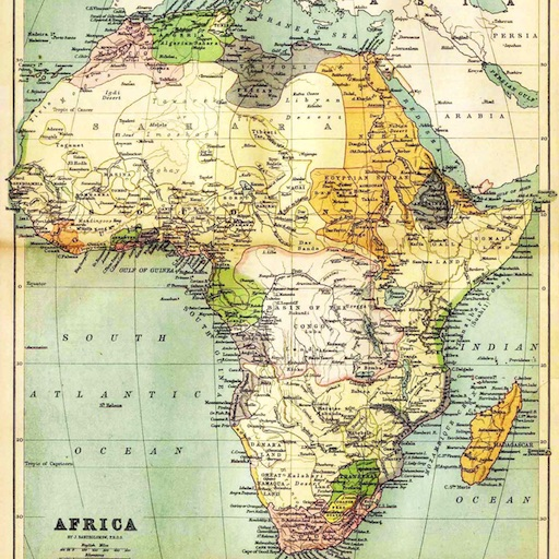 Africa - Careful! You might learn something