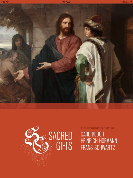 Sacred Gifts: Brigham Young University Museum of Art