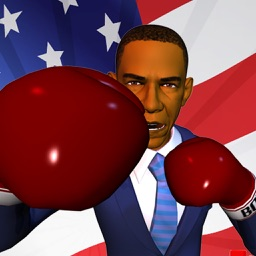Obama vs. Romney: US Presidential Election Boxing
