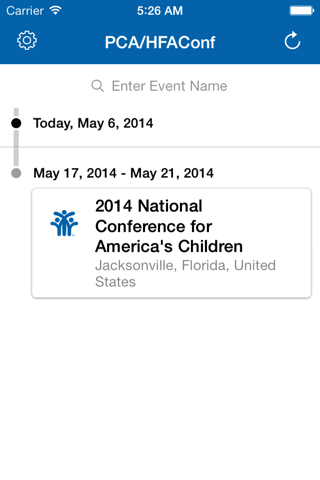 The National Conference for America's Children screenshot 2