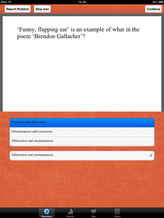 GCSE English: Revision Questions