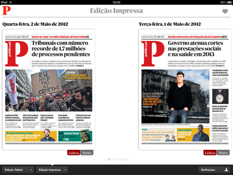 Público HD screenshot four