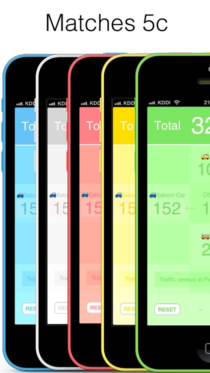 Flick Counter FREE - Tally Counter , Measure without looking at the screen screenshot-3