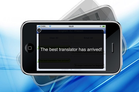 Translator ~ translate with voice screenshot-3