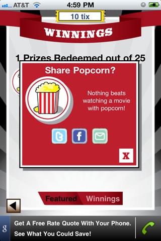 Movie Quizzle™ screenshot-4