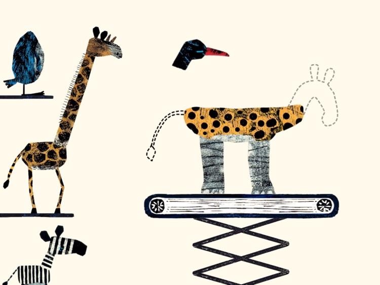 (te) gekke dierentuin