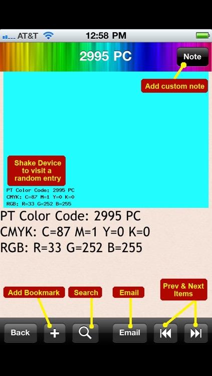 Color Palette Bible for Designers screenshot-4