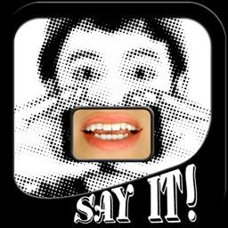 Say It! - Digital Lips - Office Edition