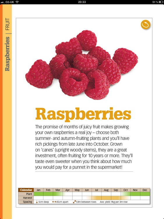 Grow Your Own Fruit & Vegetables by Gardeners' World Magazine screenshot-4