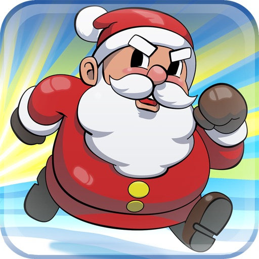 Racing Santa by Top Free Games icon