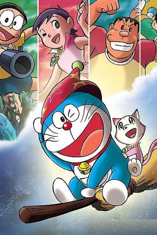 哆啦A梦短篇+大长篇合集漫画-原版高清完整-儿童漫画