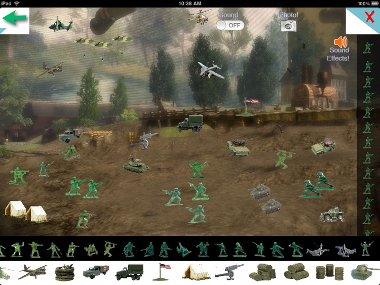 Army Men (Little Green Ones) screenshot-3