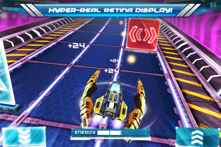 Ion Racer screenshot-1