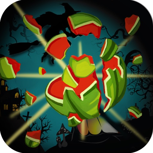 Fruit Smasher!-Halloween Edition HD