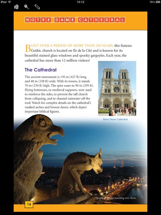 Paris for Kids for iPad screenshot-3