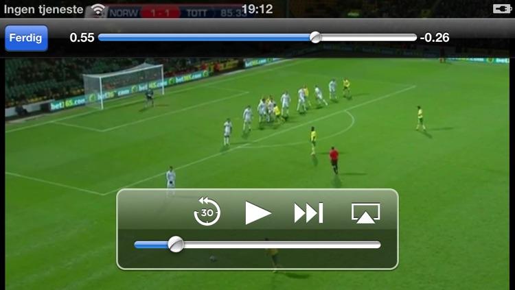 TV 2 Sporten for iPhone