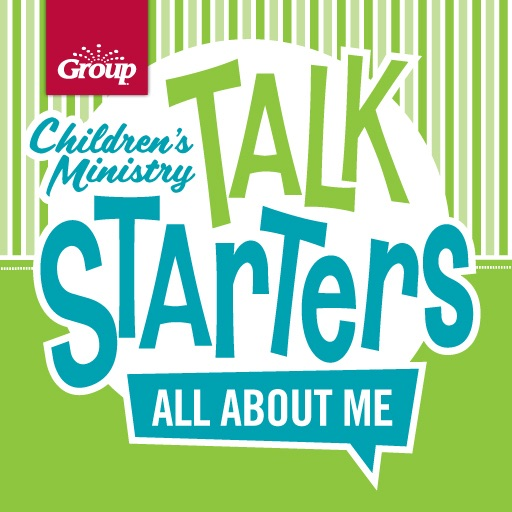 Children's Ministry Talk Starters: All About Me