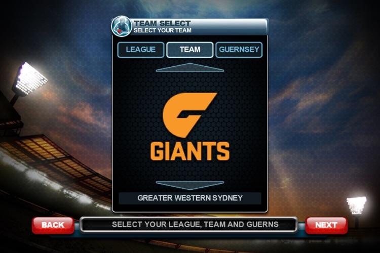 AFL: Mini Games screenshot-4