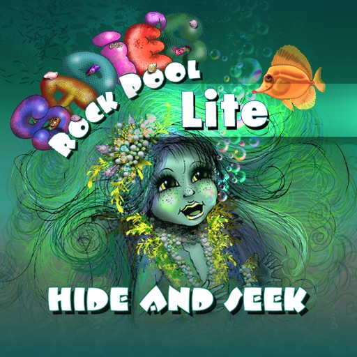 Sadies Rock Pool: Hide And Seek Lite