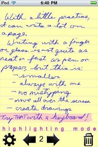 Write Now LITE screenshot-4