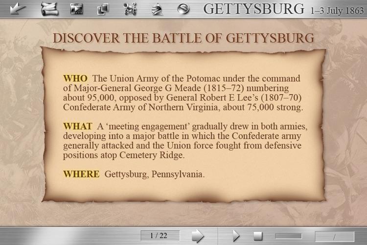 Gettysburg 1863 screenshot-4