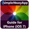SimpleNEasy Guide for iPhone iOS 7 - simpleNeasyApp by WAGmob