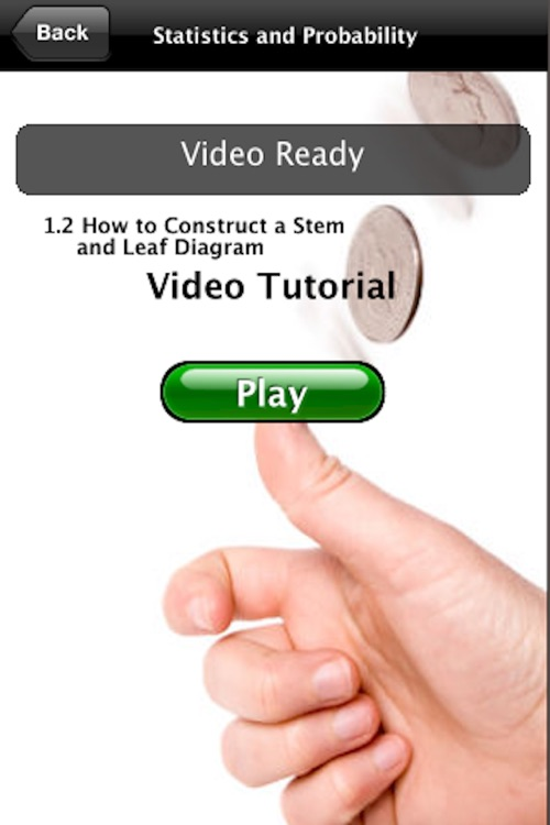 Video Statistics and Probability Tutor by Dr. Larry Green