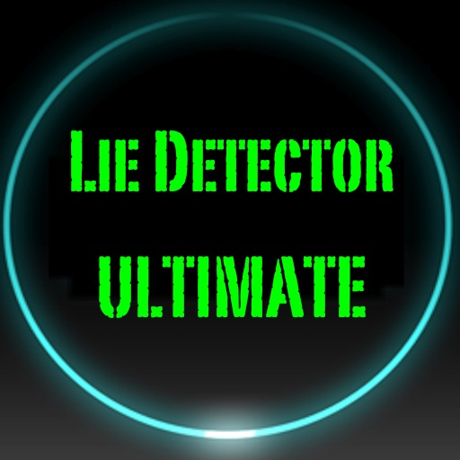 Lie Detector ULTIMATE