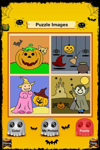 Halloween Games screenshot three